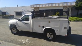 2008 Chevy 3500 HD with Utility box in Fort Lewis, Washington