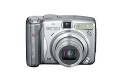 Canon PowerShot A720IS 8MP Digital Camera with 6x Optical in Fort Lewis, Washington