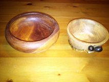 small wood bowls in Kingwood, Texas