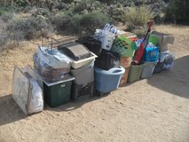 $$$  Yard Sale Leftovers  $$$ in Yucca Valley, California