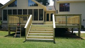 DECKS, FENCES, AND FRAME WORK 4 LESS in Conroe, Texas