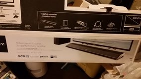 Sony Soundbar and Woofer Bluetooth CT307 in DeKalb, Illinois