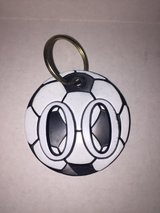 Soccer Keychains in Glendale Heights, Illinois