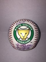 Autographed Cougar Ball in Batavia, Illinois