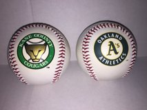 Kane County Cougar Baseballs in DeKalb, Illinois