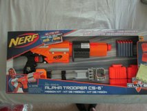 Nerf Alfa Trooper mission kit in Montgomery, Alabama
