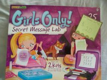 Girls Message lab 2 Kits in Montgomery, Alabama