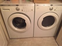 LG washer and dryer in Travis AFB, California
