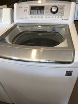 LG washer in Houston, Texas