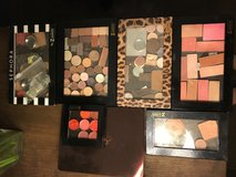 Z palette lot with makeup and extras in Elgin, Illinois