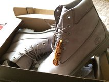 all grey timberland boots in Pensacola, Florida