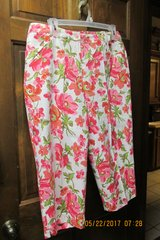 Talbots Women Size 18W Dressy Capri Pants - NEVER Worn! in Kingwood, Texas