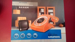 retro Grundig phone for your home in Stuttgart, GE