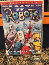 Movies - Robots  and Space Chimps in Kingwood, Texas