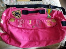 PINK Victoria secret duffle bag in Morris, Illinois