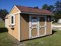 10x12 Garden Shed Storage Building DISCOUNTED!!! in Valdosta, Georgia