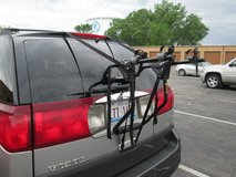 Schwinn 2 Bike Trunk/Hatchback carrier. in Schaumburg, Illinois
