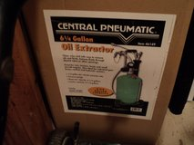 Oil Extractor Central Pneumatic in Naperville, Illinois