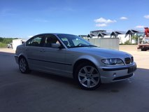 2005 BMW 318i One Owner,New Inspection,Warranty,Excellent Technical Condition in Ramstein, Germany