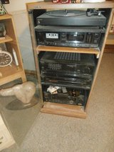 Complete Sony Stereo & two tall speakers in Alamogordo, New Mexico
