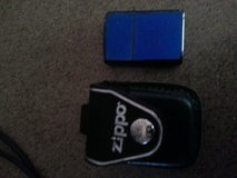 zippo lighter and pouch in Alamogordo, New Mexico
