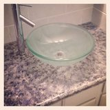 Vanity Faucet and Vessel Sink in Naperville, Illinois
