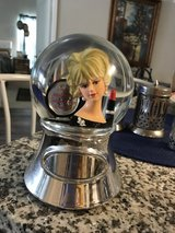 """""""Marilyn Monroe"""" Snow Globe with Music in Beaufort, South Carolina"""