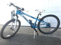 New bicycle in Ramstein, Germany
