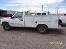 1997 Chevrolet C/K 3500 Cheyenne V8 Work Truck with Utility Bed in Alamogordo, New Mexico