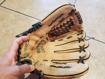 Softball glove leather, bat fastpitch in Oceanside, California