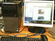 Dell Optiplex 3010 tower, Core i5 quad, 8 GB RAM, LCD, mouse, keys in Fort Lewis, Washington