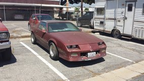 1989 Camero rs in San Bernardino, California