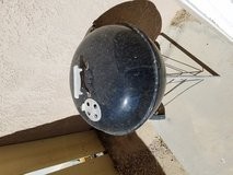 Weber Kettle Charcoal grill in Fort Irwin, California