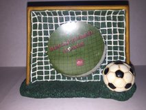 Soccer Theme picture frame in Plainfield, Illinois