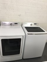 Samsung Washer and Dryer in Oceanside, California