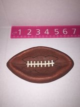 Football tray in Plainfield, Illinois