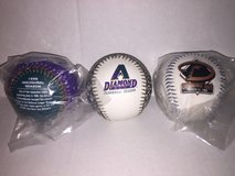 Arizona diamondbacks baseballs in DeKalb, Illinois