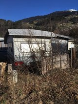 Caravan for sale in Schruns, Austria for 1st class hiking and skiing, flat rate usage in Stuttgart, GE