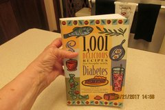 Diabetes Cookbook - Gently Used - Excellent Condition in Kingwood, Texas