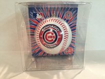 Chicago Cub Ornament in Aurora, Illinois