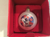 Sammy Sosa Ornament in Plainfield, Illinois