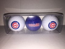 Chicago Cubs Golfballs in Naperville, Illinois