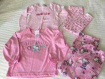 EUC SIZE 2T Set of 2 Pajamas Long Sleeve in Oswego, Illinois