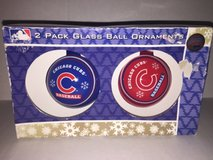 Cubs Ornaments in Westmont, Illinois