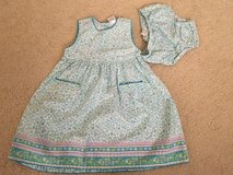 EUC SIZE 2T Girls Summer Dress & Bloomer in Oswego, Illinois