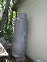 120 gallon Pressurized Galvanized Well  Water tank in Cleveland, Texas