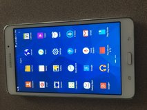 Samsung Galaxy tab 4 with box ( like new ) in Naperville, Illinois