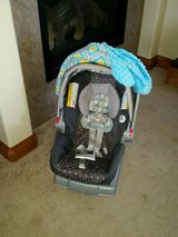 Infant car seat in Fort Carson, Colorado