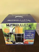 NutriBullet Rx - Brand New - The World's Most Powerful Nutrition Extractor in 29 Palms, California