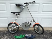 Strida Folding Bicycle in Naperville, Illinois
